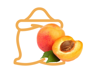 Organic APRICOT kernel Flour Defatted